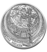 "Mince : SILVERCOIN ""ABBEY OF MELK"" 2007"